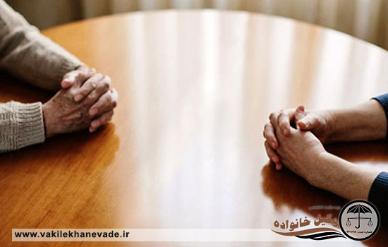 قوانین مرتبط با طلاق توافقی اقلیت های دینی