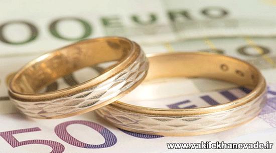 دستمزد وکیل طلاق توافقی