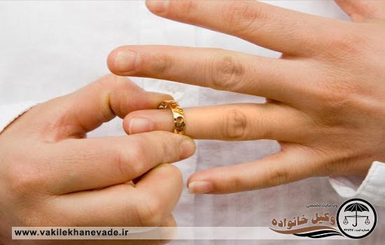 مدت زمان طلاق توافقی چقدر هست؟